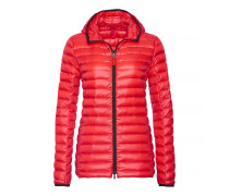 Lightweight-Daunenjacke CARLA für Damen - Burned Red