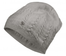 Kaschmirmütze FINI für Damen - Silver
