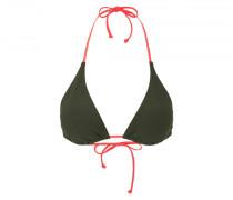 Bikini-Top Gaby - Olive-Grün