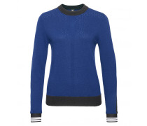 Pullover EBONY für Damen - Electric Blue / Black