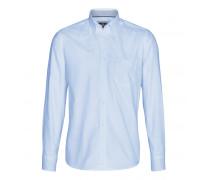 HEMD TOM für Herren - Light Blue / White