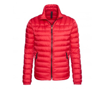 Lightweight Daunenjacke DAMON für Herren - Fire Red
