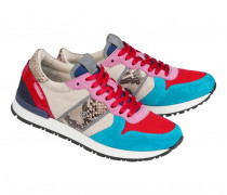 Sneakers LISBOA LADY 1B für Damen - Multicolor