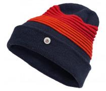 Strickmütze NORIA für Damen - Navy / Multicolor