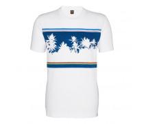 T-Shirt CEDRIC für Herren - White / Multicolor