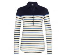 Poloshirt NALEA für Damen - Navy / Multicolor