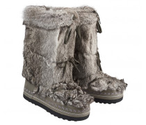 Snow Boots CERVINIA 24A für Damen - Gray