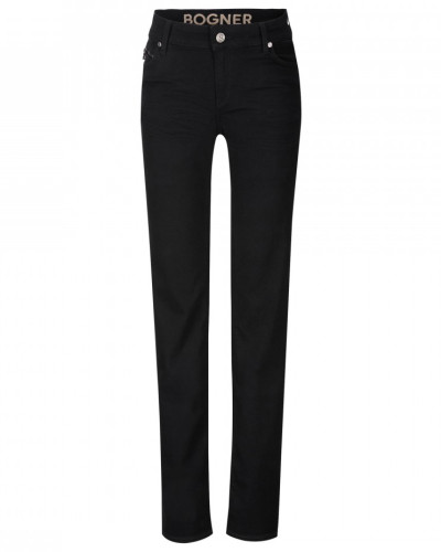 High Waist Jeans Grace - Schwarz