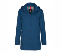 Ultra-Lightweight Kurzparka KARLY für Damen - Dark Blue