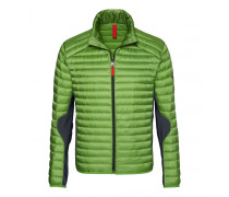 Lightweight-Daunenjacke ELIAS für Herren - Apple / Dark Stone