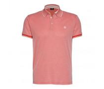 Polo-Shirt JAMEST für Herren - Washed Red