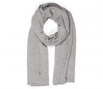 Kaschmir-Schal RAYA für Damen - Light Gray Melange