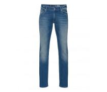 5-Pocket-Jeans ROB-G für Herren - Vintage Wash