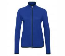 Strickjacke MALIA für Damen - Electric Blue / Black