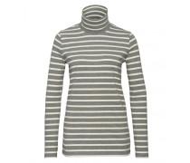 Shirt CANDIA für Damen - Gray Melange / Off-white