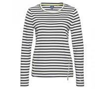 Shirt JULIE für Damen - White / Black
