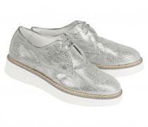 DERBY-SNEAKERS OSLO 14A für Damen - Silver