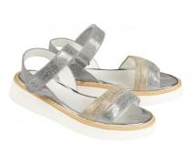 Sandalen OSLO für Damen - Silver / Platinum
