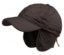 Ohrenschutz-Cap RICO für Herren - Walnut