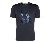 T-Shirt ROC für Herren - Navy