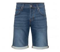 Jeansbermudas LEON SHORT für Herren - Mid Blue