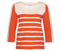 Pullover JANIKA für Damen - Sunset / White