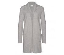 Long-Cardigan NOEMIE für Damen - Silver