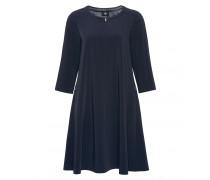 Mixed-Combo Kleid BRITTANY für Damen - Navy