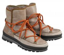 Ankle Boots ST.ANTON L10A für Damen - Off-White
