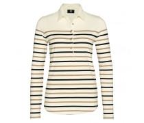 Poloshirt NALEA für Damen - Ecru / Multicolor