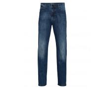 Jeans IDAHO für Herren - Washed Dark Blue Denim