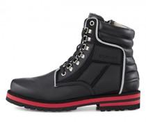 Kalbsleder-Boots Courchevel