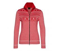 Cardigan CARINA für Damen - Fire Red