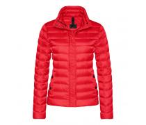 Lightweight Daunenjacke LIVIA für Damen - Fire Red