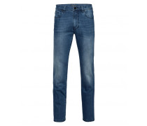 Jeans IDAHO für Herren - Stone-Washed Blue Denim
