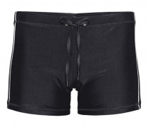Badehose NANDO für Herren - Black / White
