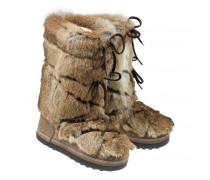SNOW-BOOTS CERVINIA 24A für Damen - Natur