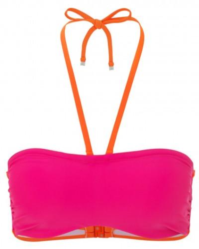 Bikini-Top June - Fuchsia