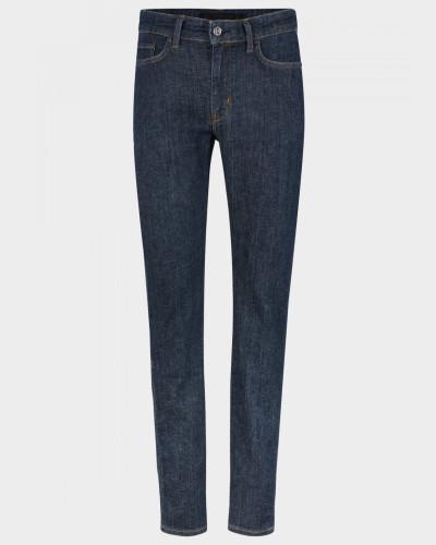 Slim Fit Jeans Steve für Herren - Dark Denim Blue Slim Fit Jeans