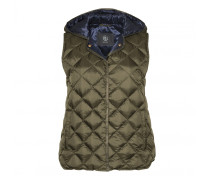 Light-Weight-Daunenweste COCO für Damen - Khaki