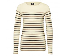 Shirt FLORINA für Damen - Ecru / Multicolor