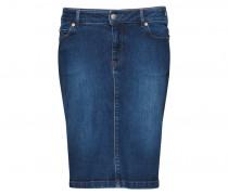 5-Pocket-Jeansrock JODIE für Damen - Mid Washed