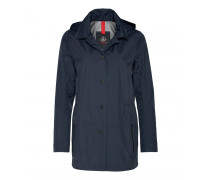 Ultra-Lightweight Kurzparka KARLY für Damen - Navy