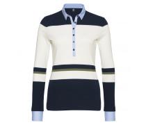 Poloshirt TABBY für Damen - Navy / Multicolor