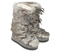 SNOW-BOOTS CERVINIA 24A für Damen - Gray