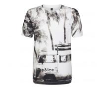 T-Shirt CEDRIC für Herren - White / Monochrome
