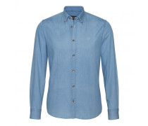 Hemd TOMM für Herren - Light Denim Blue