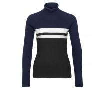 Pullover CALMA für Damen - Navy / Multicolor