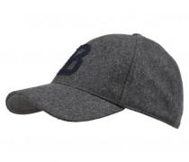 Cap PIT für Herren - Gray Melange