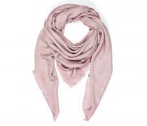 Tuch LAURENA für Damen - Silver / Dusty Rose